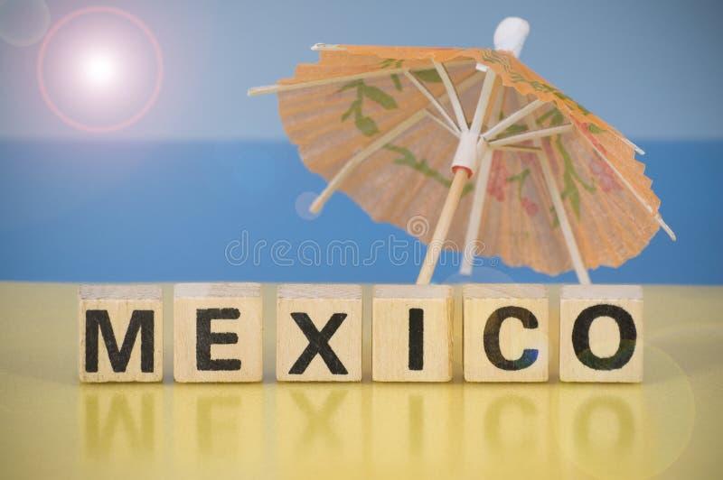 Download Het Symbool Van De Vakantie - Mexico Stock Foto - Afbeelding bestaande uit hemel, sunbathing: 29503180