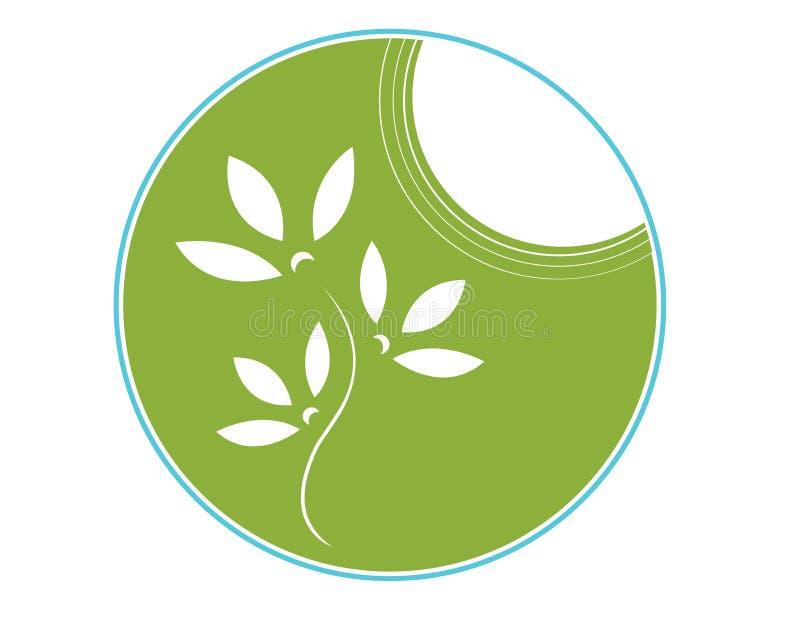 Download Het symbool van Eco vector illustratie. Illustratie bestaande uit painting - 29507739