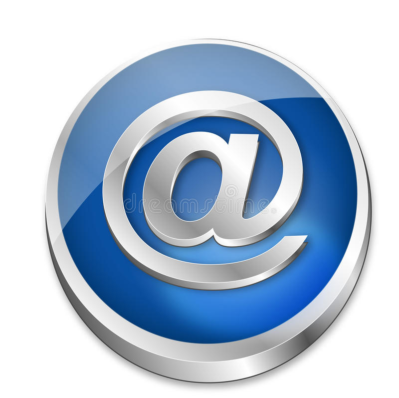 Het Symbool van het Web stock illustratie