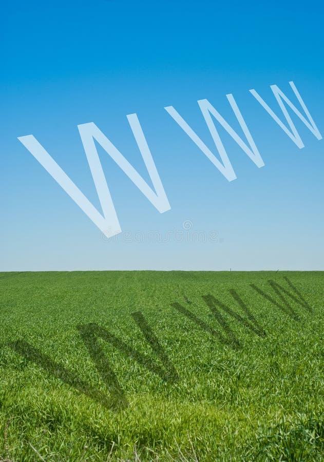 Internet-symbool www