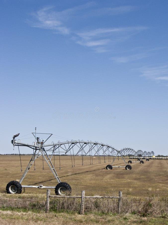 Het Systeem van de irrigatie royalty-vrije stock fotografie