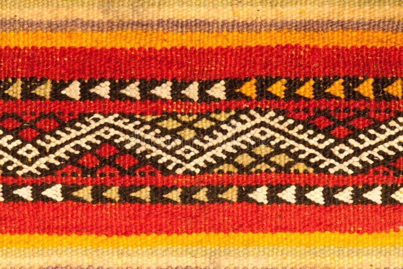 Het tapijt van Berber stock afbeelding