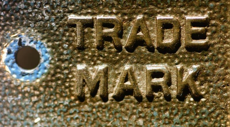 Het Teken van de handel stock foto's