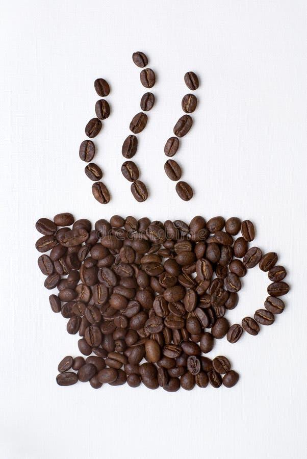 Het teken van de koffie