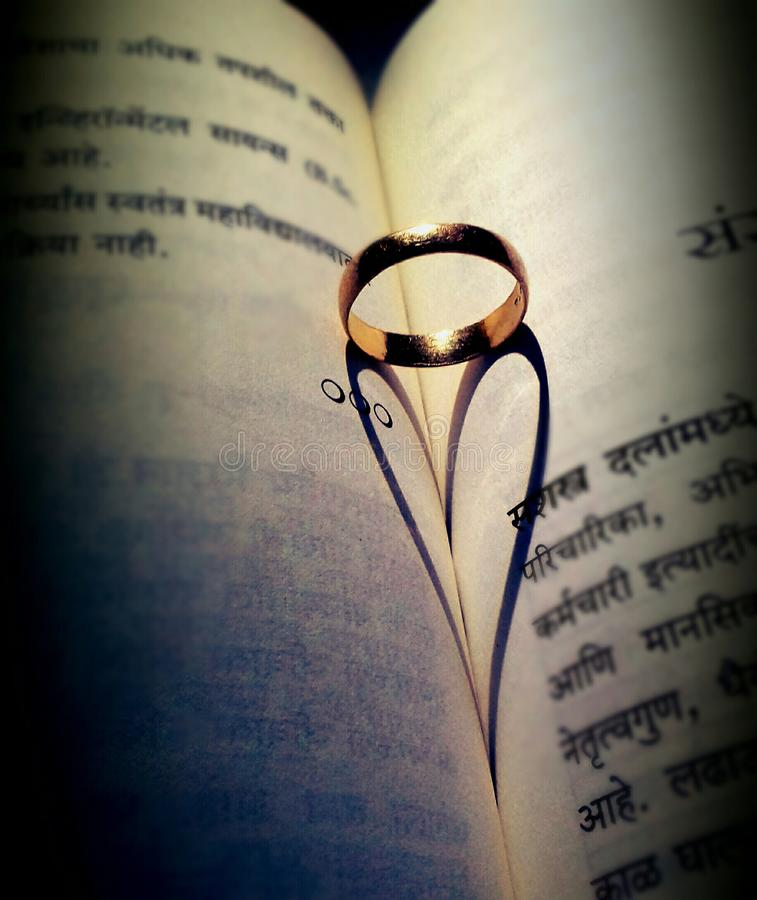 Het teken van liefde royalty-vrije stock afbeeldingen