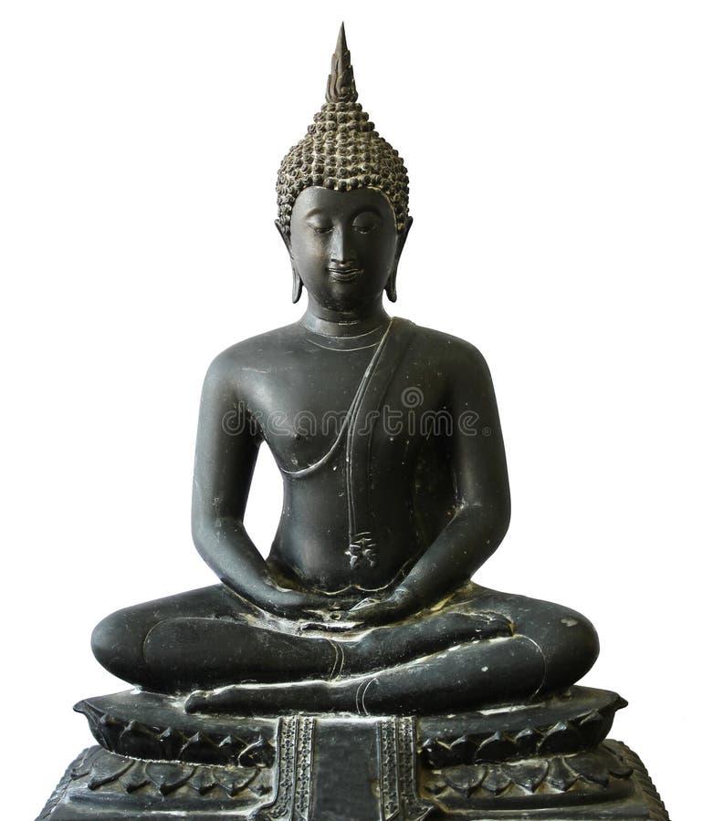 Het Thaise Beeld van de Stijl van Boedha. stock fotografie