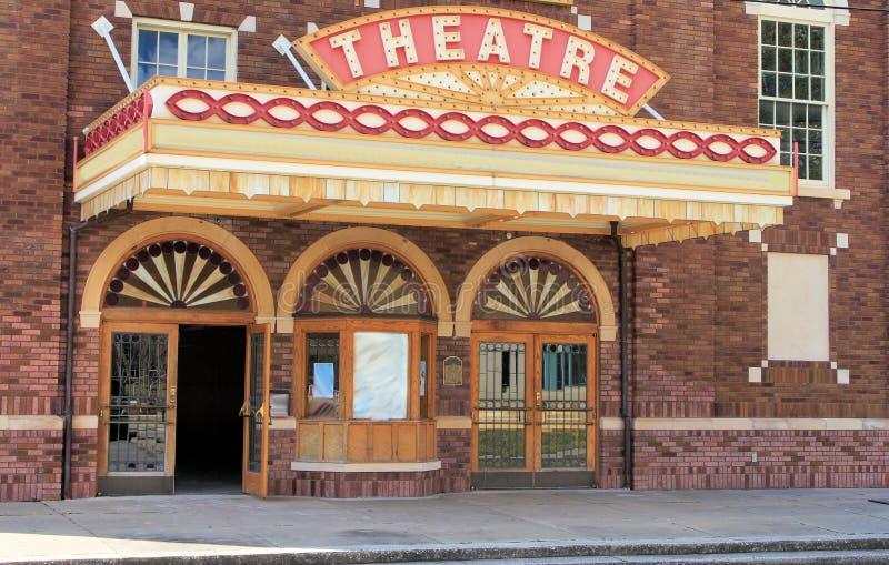 Het Theater van de film royalty-vrije stock foto