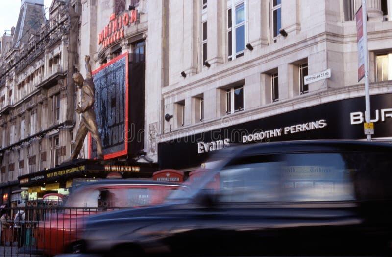 Het theater van de Heerschappij, Londen. royalty-vrije stock afbeelding