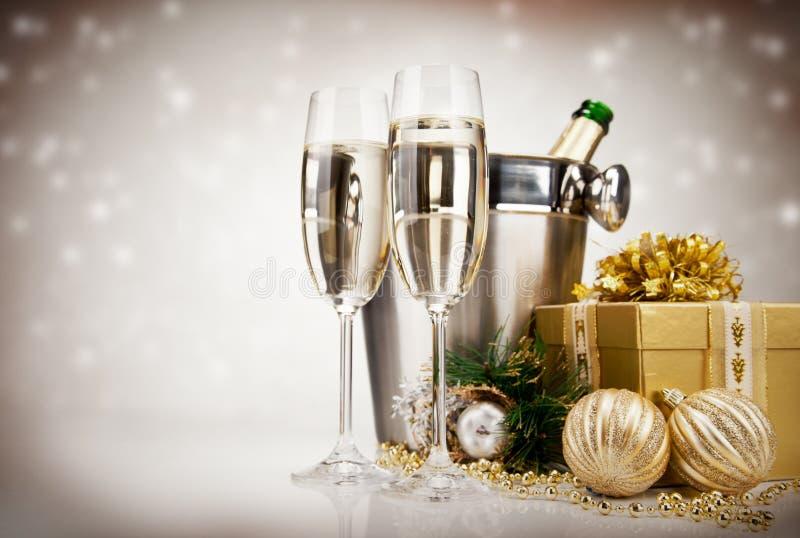 Het thema van de viering stock foto