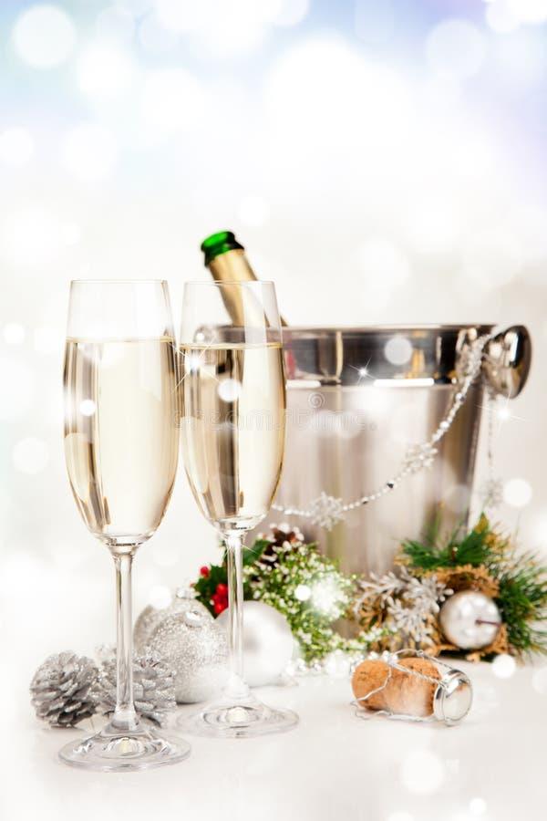 Het thema van de viering stock afbeelding