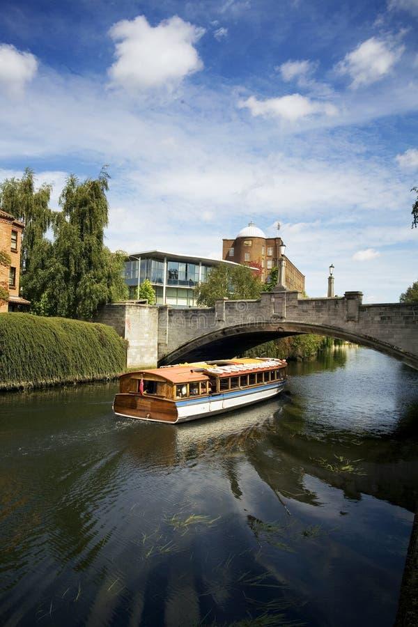Het Toerisme van Norwich royalty-vrije stock foto's