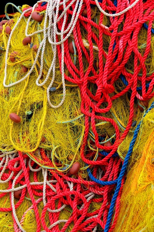 Het toestel van de visserij stock afbeeldingen