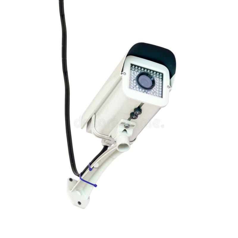 Het toezichtcamera van de veiligheid royalty-vrije stock afbeelding