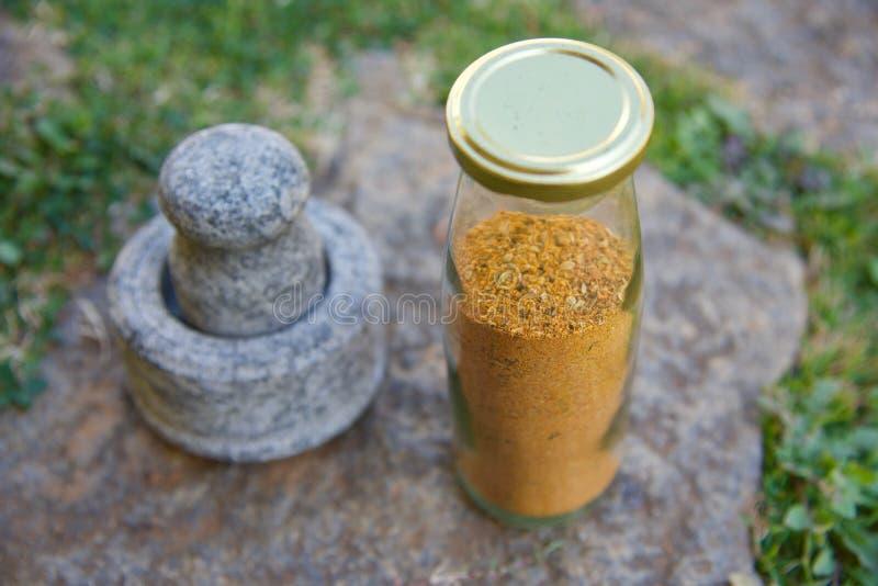 Het traditionele Indische Mengsel van het Groenten in het zuurkruid royalty-vrije stock foto