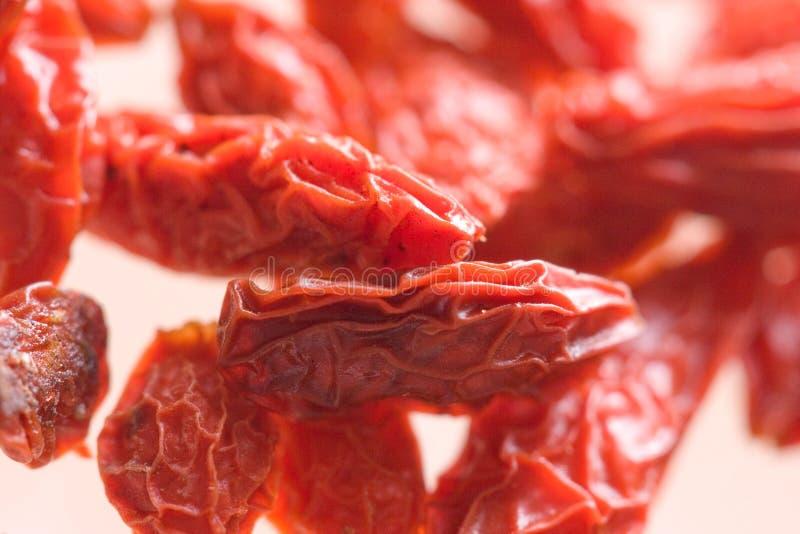 Het tropische droge fruit van Goji royalty-vrije stock fotografie