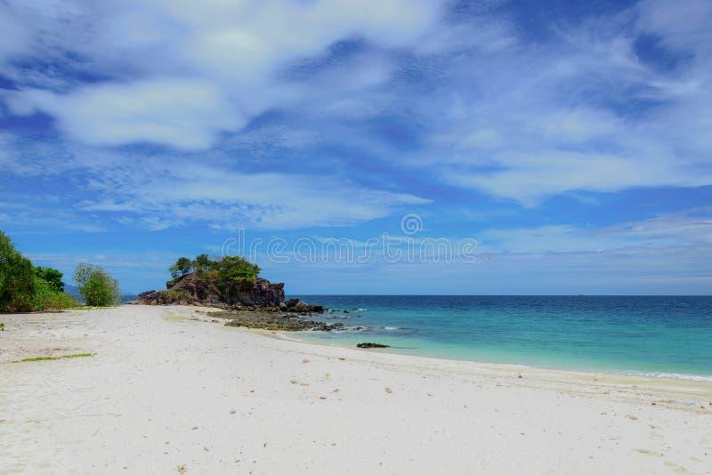 Het tropische Overzees van strandandaman in Koh Khai royalty-vrije stock fotografie