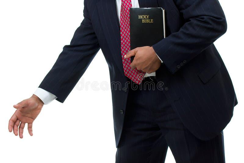 Het uitbreiden van een Hand tot Zielen in Behoefte stock foto's