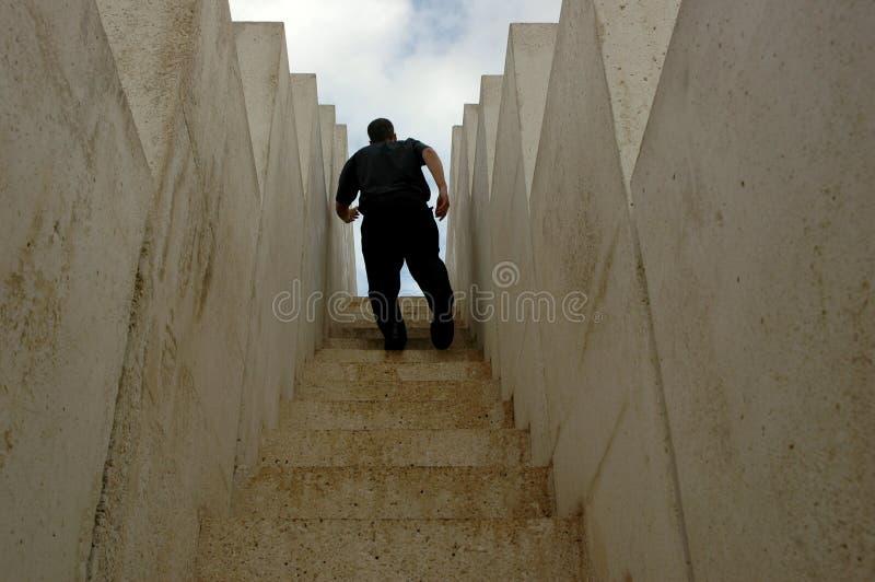 Download Het uitgaan stock foto. Afbeelding bestaande uit stairs - 292088