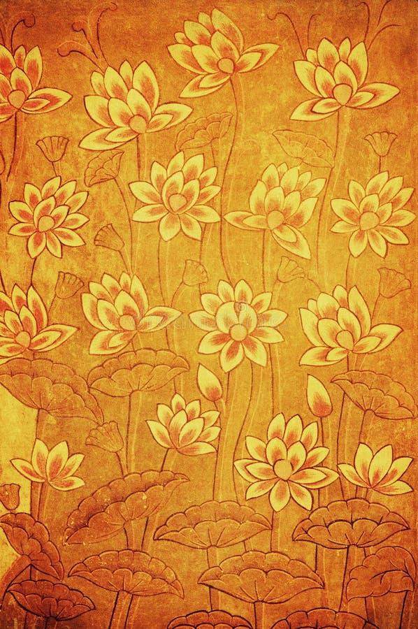 Download Het Uitstekende Behang Van Grunge Stock Illustratie - Illustratie bestaande uit decoratief, detail: 29506194