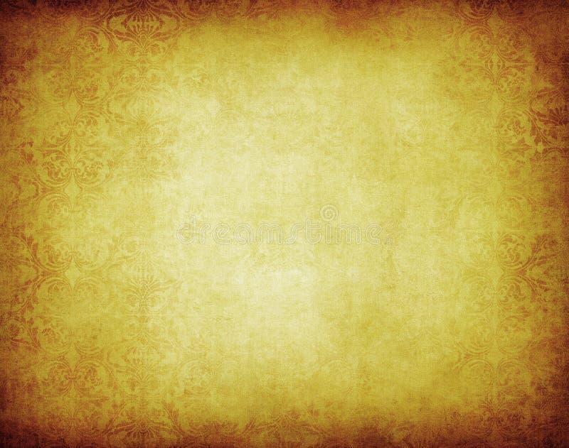 Het uitstekende behang van Grunge vector illustratie