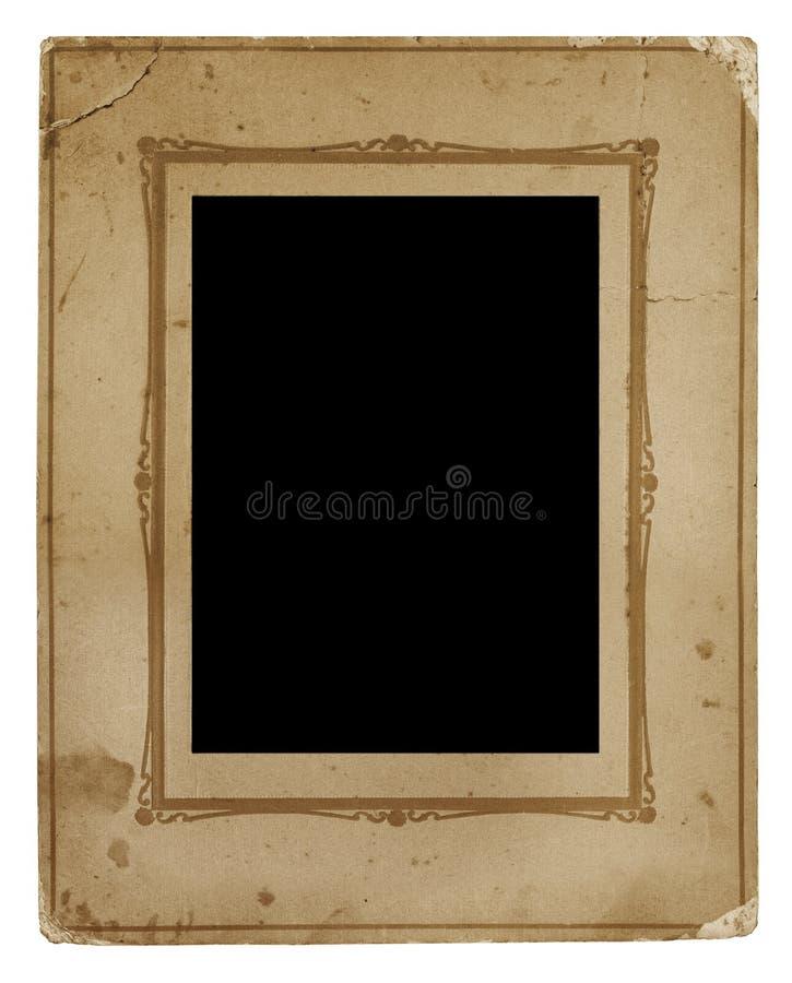 Het uitstekende Frame van de Foto royalty-vrije stock foto