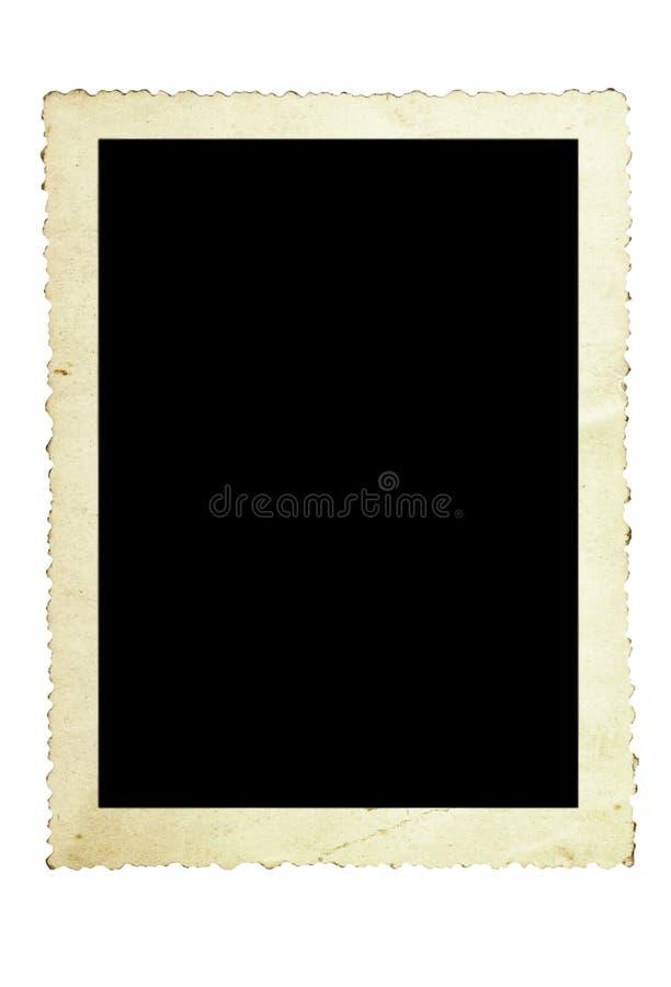 Het Uitstekende Frame Van De Foto Stock Fotografie