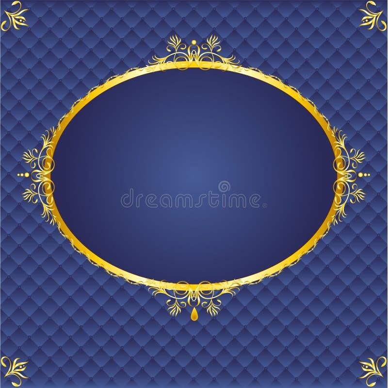 Het uitstekende Frame van het Kant vector illustratie