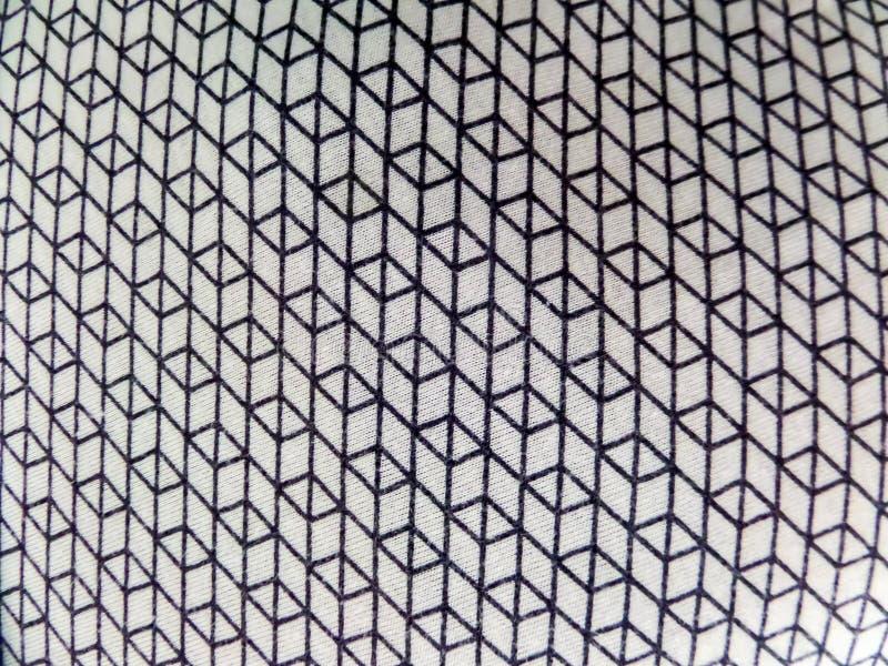 Het uitstekende ontwerp van de doekveelhoek royalty-vrije stock foto