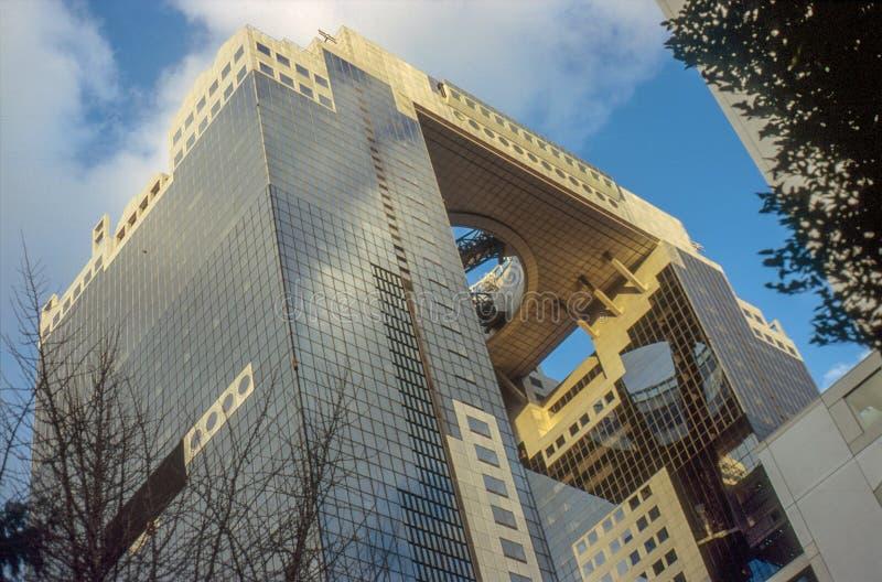 Het Umeda-Hemelgebouw royalty-vrije stock afbeeldingen