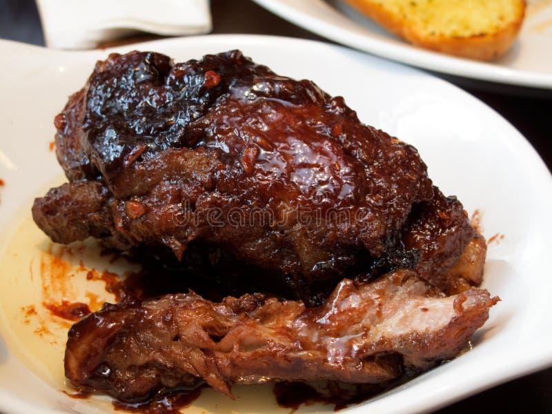 Download Het Varkensvlees Van De Barbecue Stock Afbeelding - Afbeelding bestaande uit cuisine, schotel: 10783557