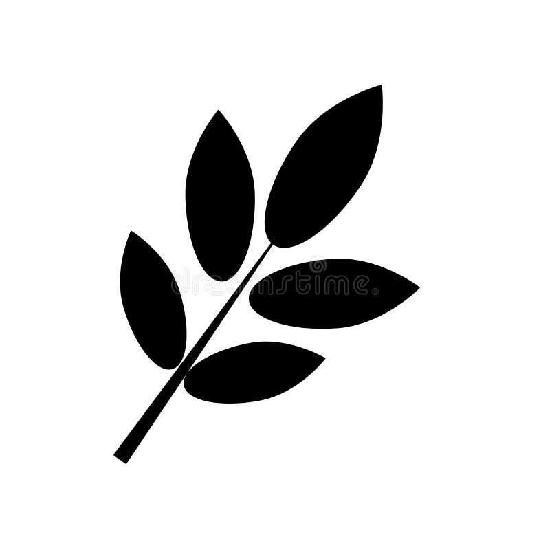 Het het vectordieteken en symbool van het vuilnisbakpictogram op witte achtergrond, het concept van het Vuilnisbakembleem wordt g royalty-vrije illustratie
