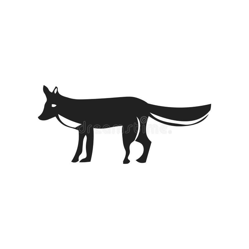 Het het vectordieteken en symbool van het wasbeerpictogram op witte achtergrond, het concept van het Wasbeerembleem wordt geïsole vector illustratie