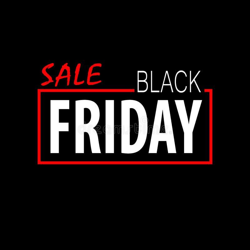 Download Het Vectormalplaatje Van Black Friday Vector Illustratie - Illustratie bestaande uit overeenkomst, reclame: 114228350