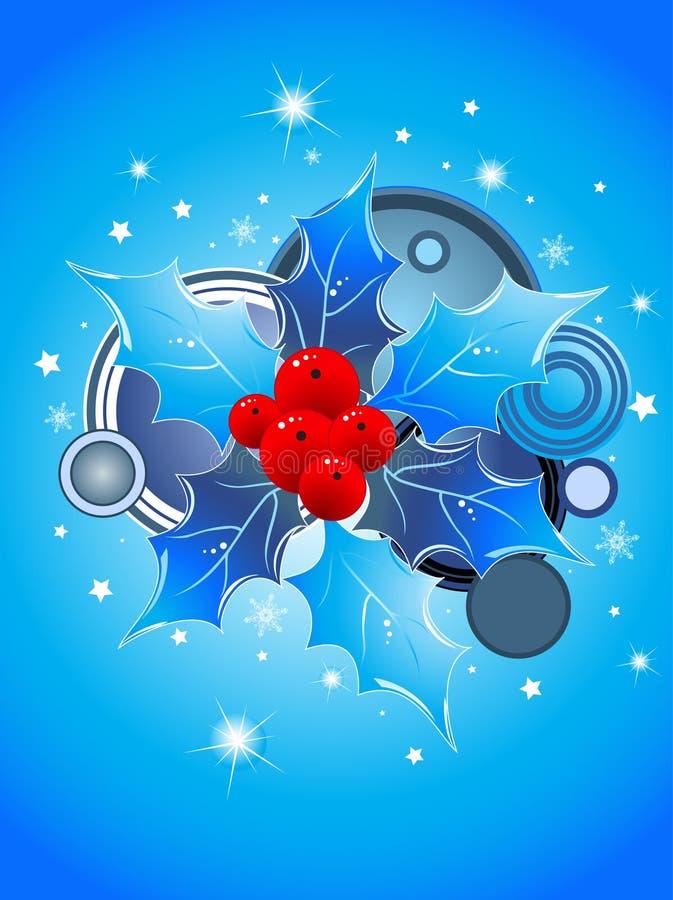 Het vectorontwerp van Kerstmis vector illustratie