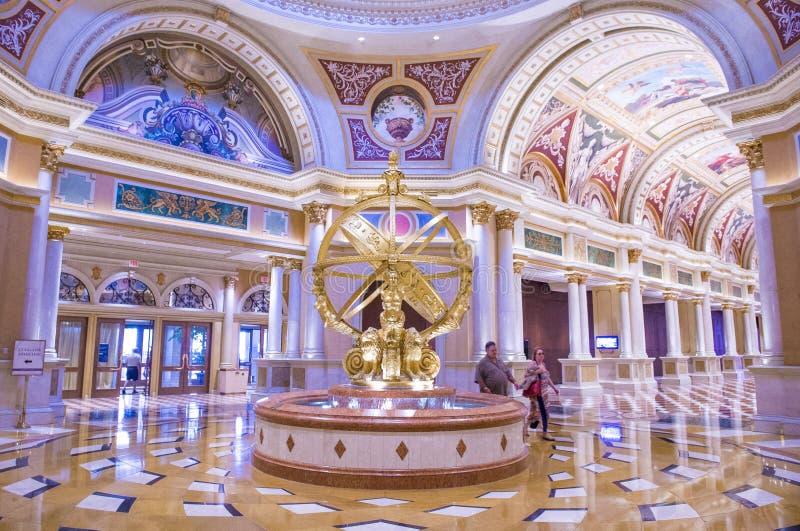 Het Venetiaanse hotel van Las Vegas royalty-vrije stock foto's