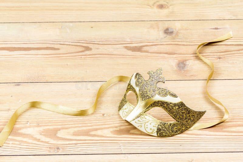 Het Venetiaanse Masker van Carnaval royalty-vrije stock afbeelding