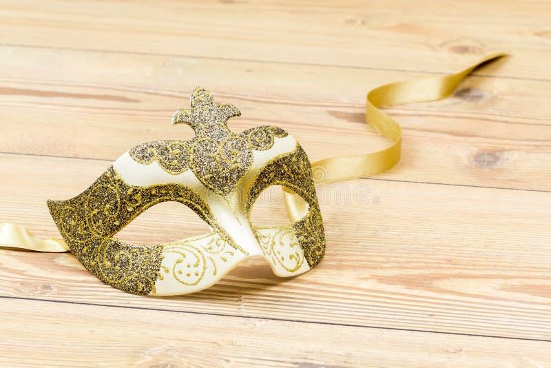 Het Venetiaanse Masker van Carnaval royalty-vrije stock foto