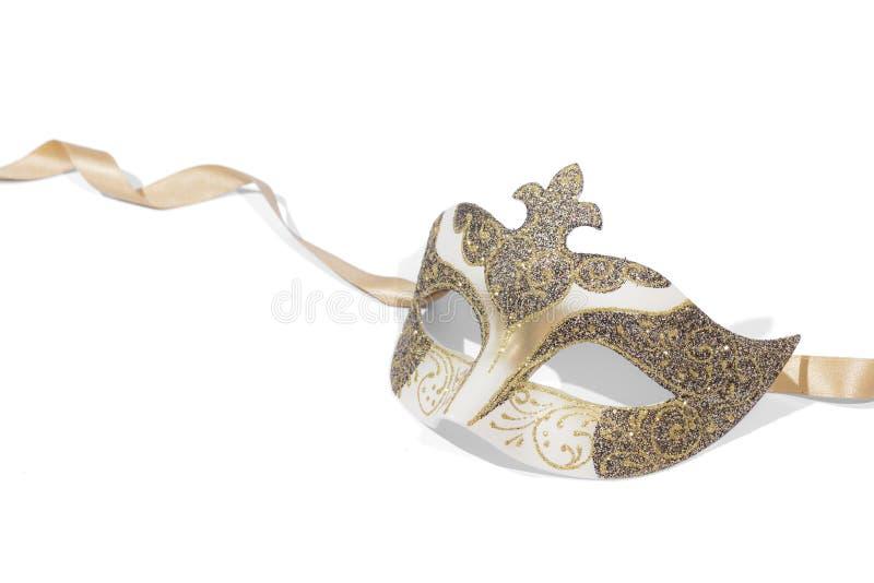 Het Venetiaanse Masker van Carnaval royalty-vrije stock foto's