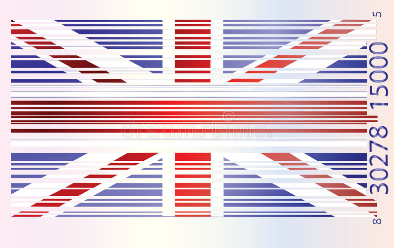 Het Verenigd Koninkrijk royalty-vrije illustratie
