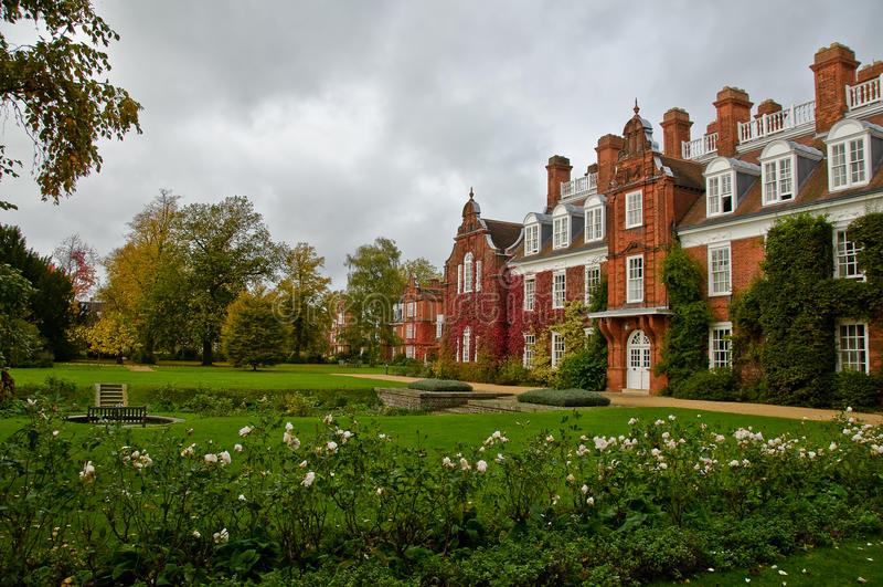 Het Verenigd Koninkrijk - Cambridge stock fotografie