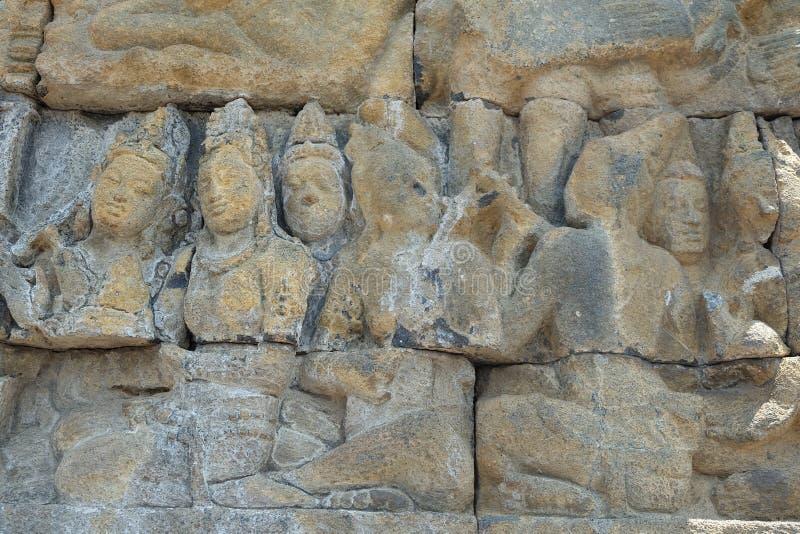 het verhaal erachter verlaten in de gravure van het standbeeld royalty-vrije stock afbeelding