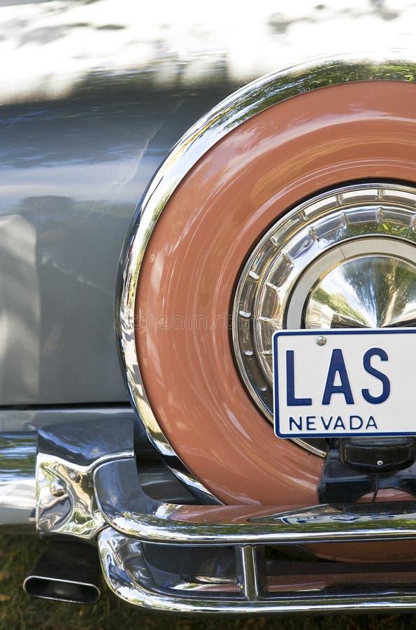 Het verlaten van Las Vegas royalty-vrije stock foto