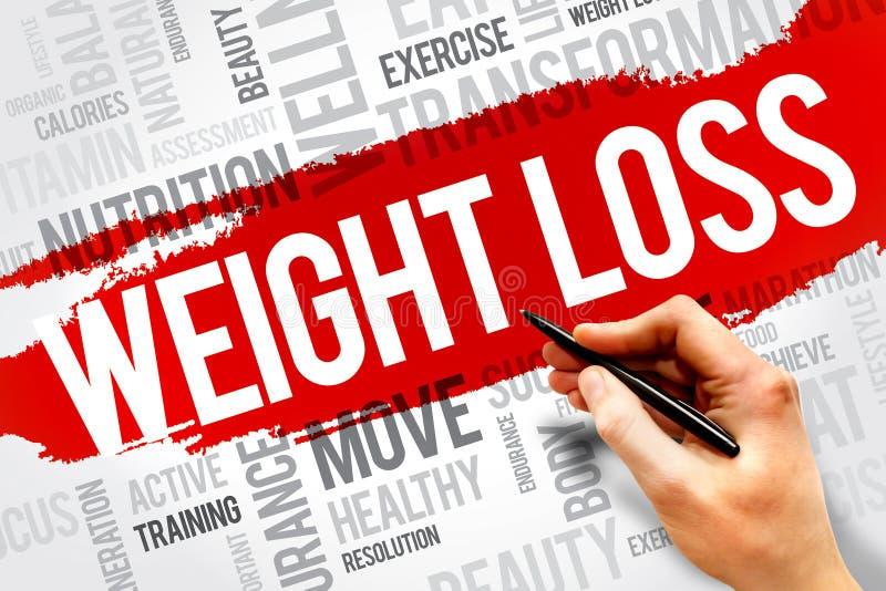 Het verlies van het gewicht royalty-vrije stock foto's