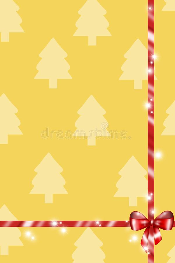Kerstmis Verpakkend Document Gratis Stock Afbeelding