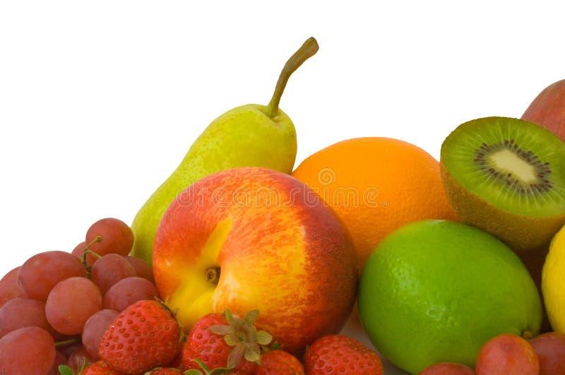 Het Verse Fruit van de markt royalty-vrije stock foto