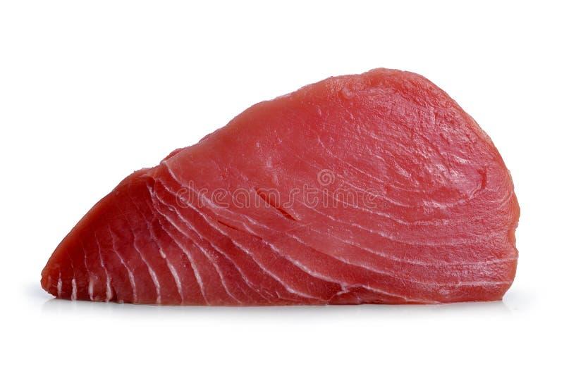 Het verse Lapje vlees van de Tonijn stock afbeeldingen