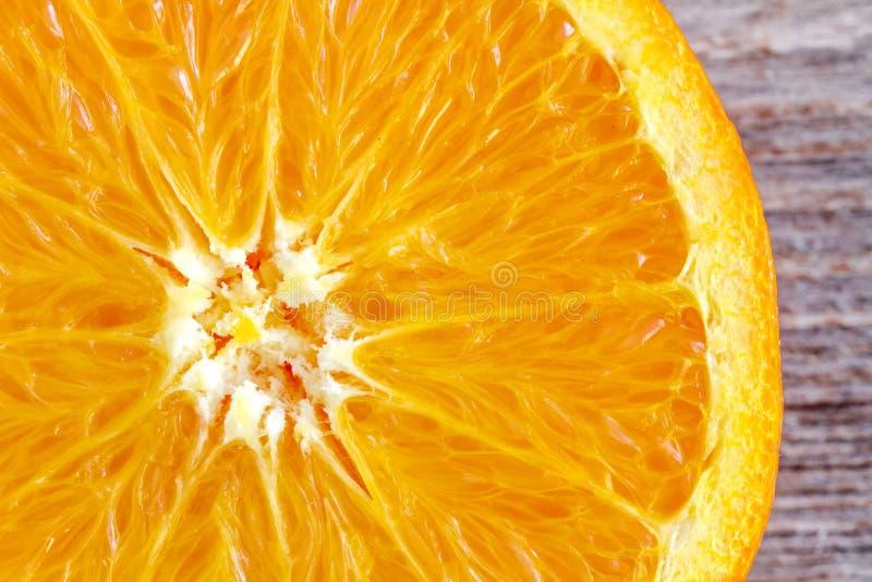 Het verse Organische Fruit van de Navelsinaasappel royalty-vrije stock foto's