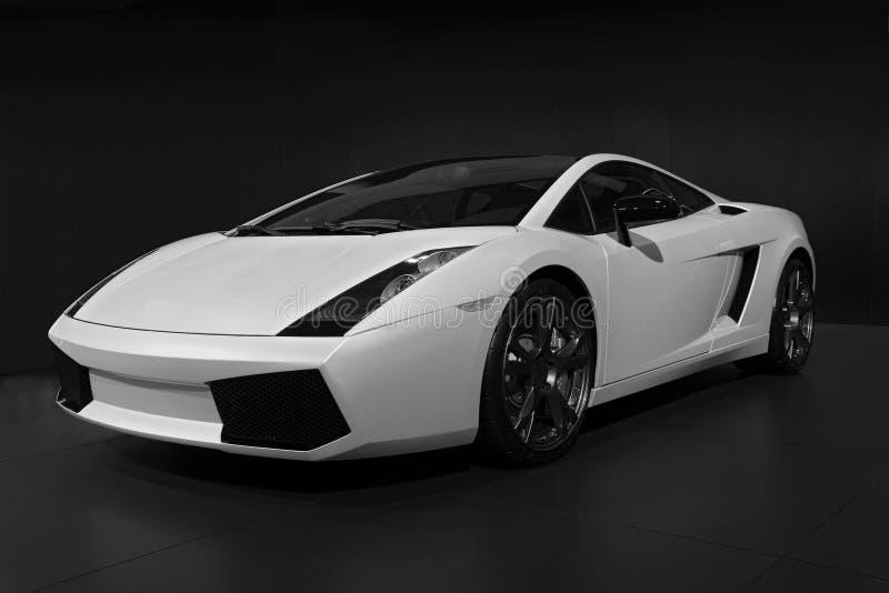 Het vervoer auto toont auto royalty-vrije stock fotografie