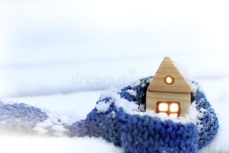 Het verwarmen technologie voor de winter stock foto's