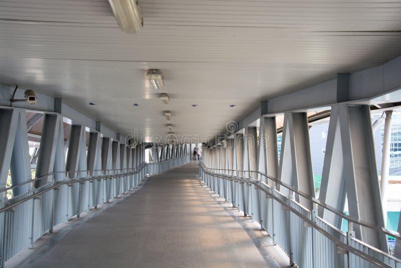 Het viaductgang van de Omnibrug stock afbeelding